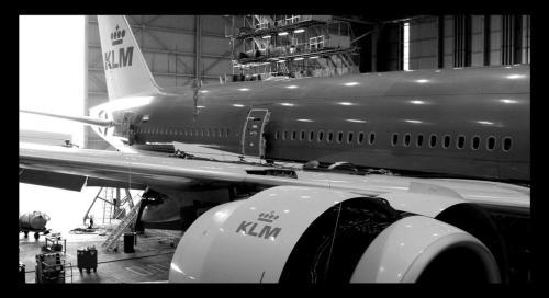 777 Black & White