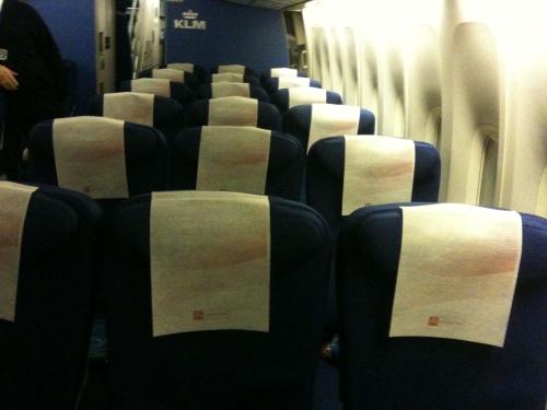 Economy Comfort class in 777