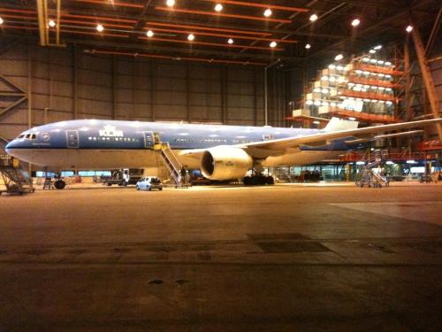 Hangars KLM