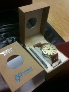 KLM Watch